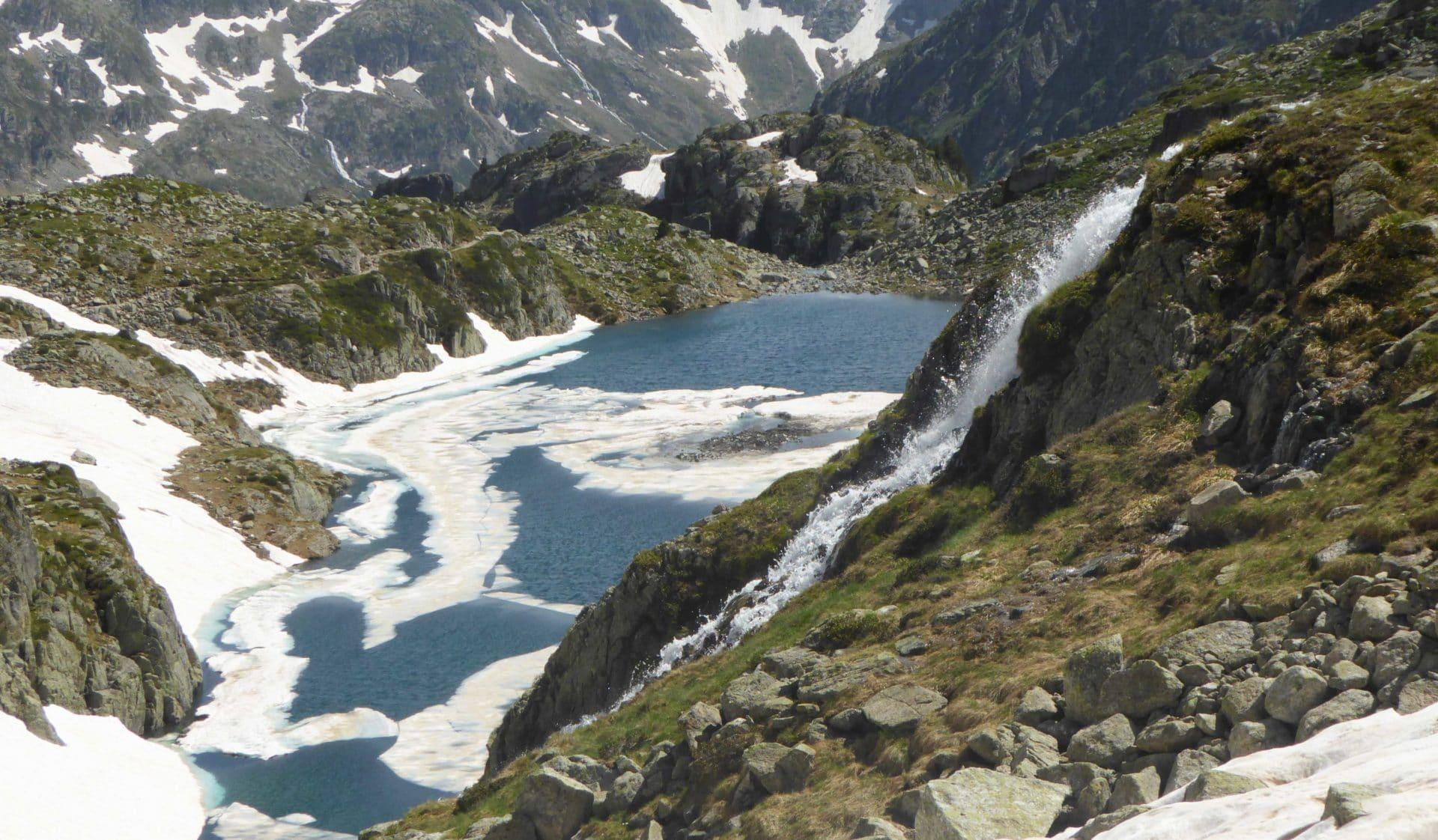 Le lac Nere