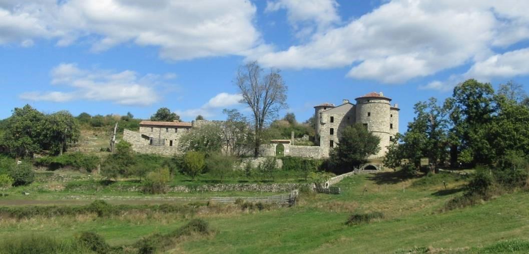 Le château de Craux