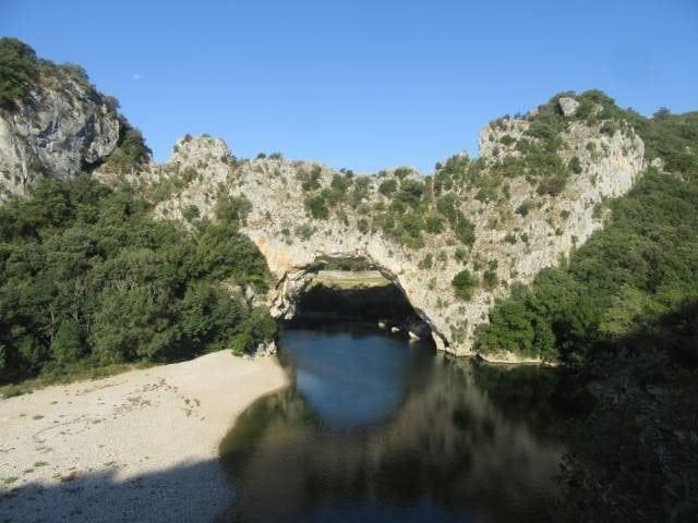 Le pont-d'Arc