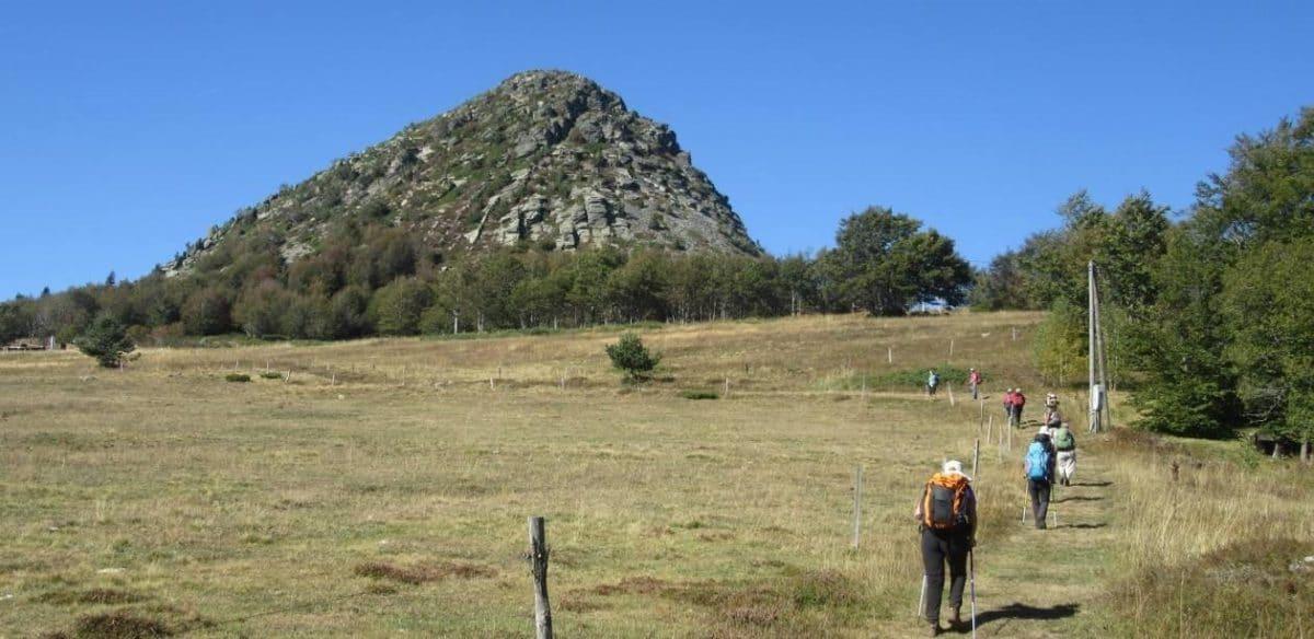 Le mont Gerbier-des-Joncs