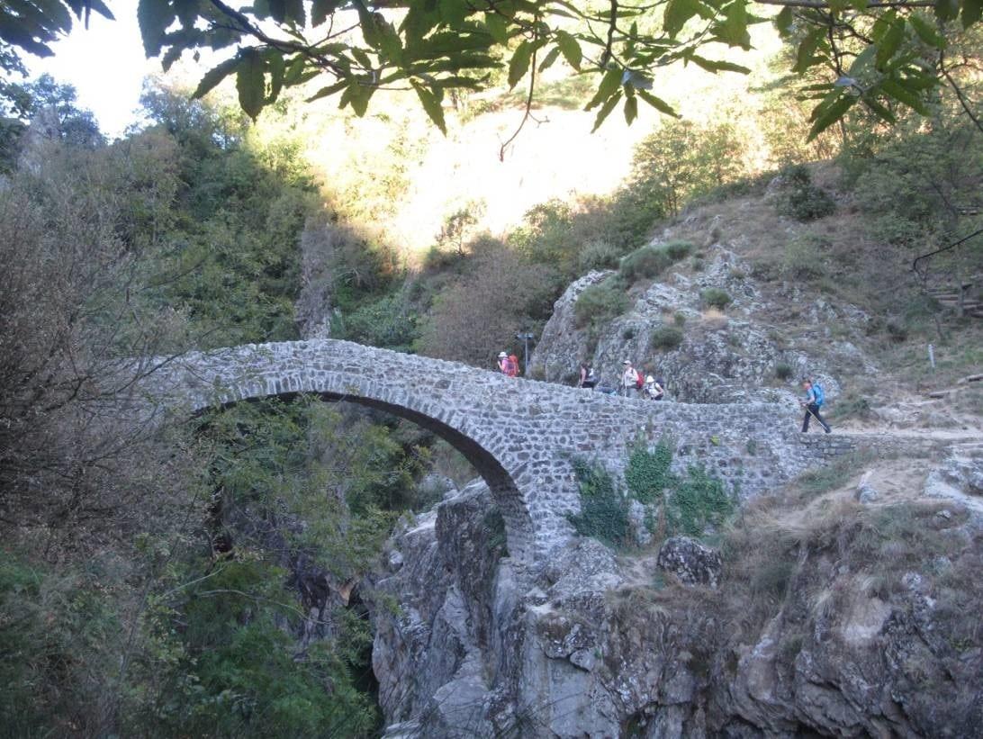 Le Pont du diable (Thueyts)