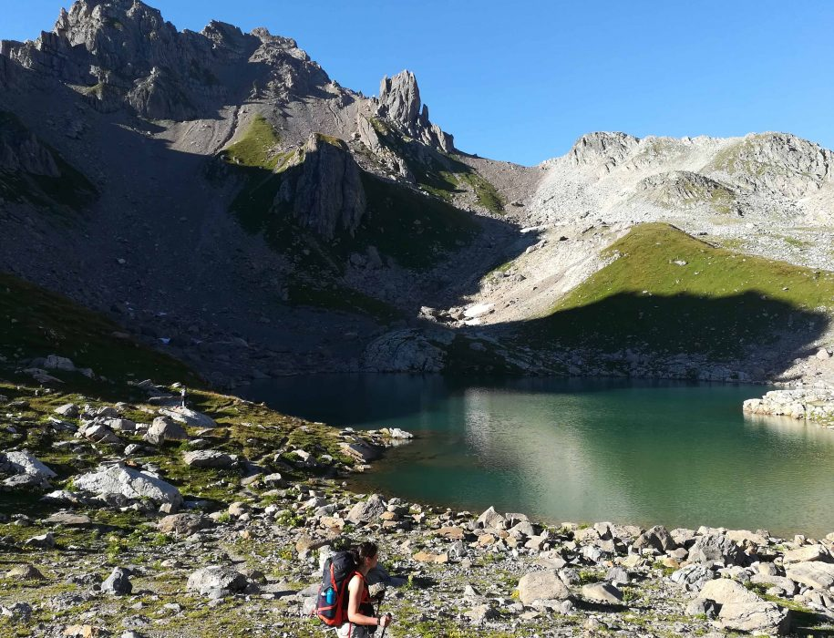 Le lac de Presset