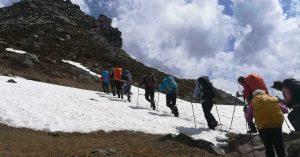 S'équiper pour randonner en montagne