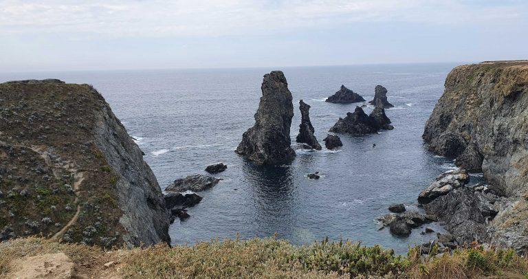 Sortie Belle-Île