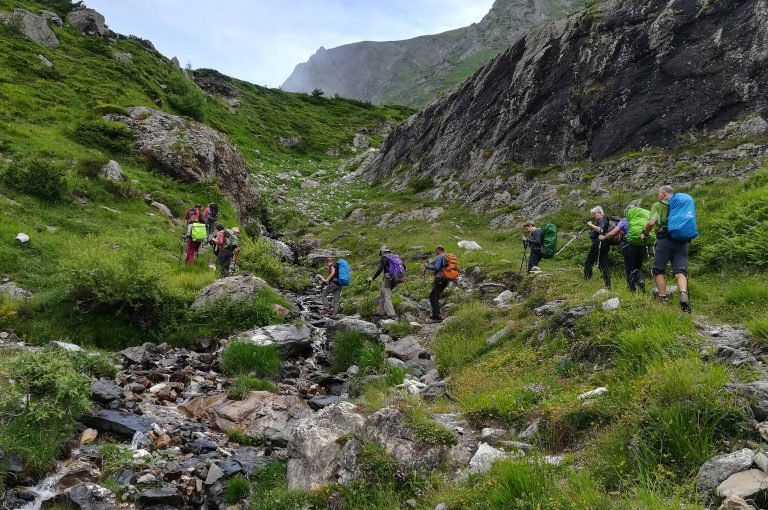 Week-end découverte au Val d'Azun